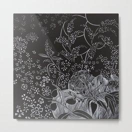 Abundant Flowering Metal Print