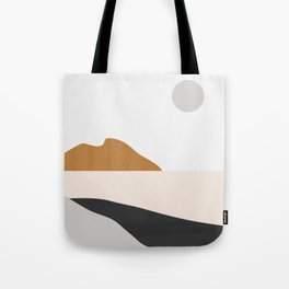 Minimal Art Landscape 3 Tote Bag