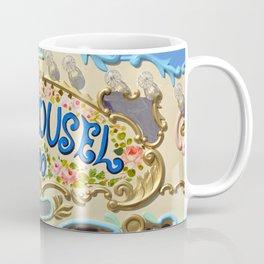 Nostalgic Carrousel Coffee Mug
