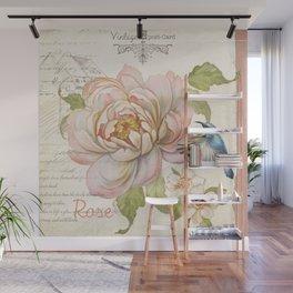 Macro flower #9 Wall Mural