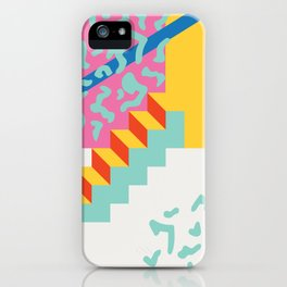 Steps to paradise iPhone Case