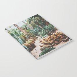 The Flora Of The Majorelle Garden Notebook