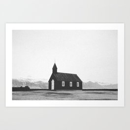 CHURCH II Art Print
