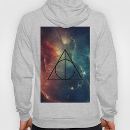 Deathly Hallows Cosmos HP Hoody