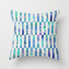 FLORAL ORDER Throw Pillow