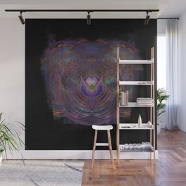 Unfolding your Psyche Wall Mural