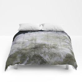 Rushing Water Comforters