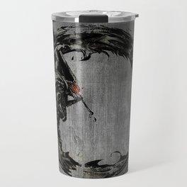 Berserk Demon Armor Travel Mug