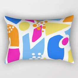 Let's get LOUD! Rectangular Pillow