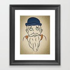 Kringle Framed Art Print