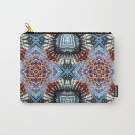 Blissa Abstract Carry-All Pouch