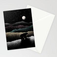 Wandering Bear Stationery Cards
