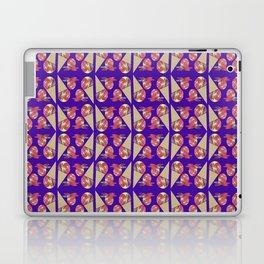 Three Second Rule; Save the Ice Cream Pattern Laptop & iPad Skin