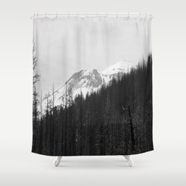 Trees Die Shower Curtain