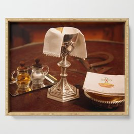 Holy communion Serving Tray