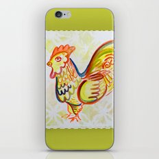 Rooster iPhone & iPod Skin