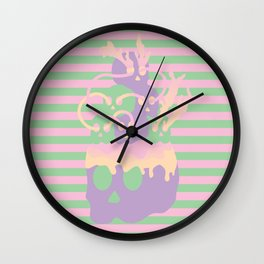 Necrosis Wall Clock