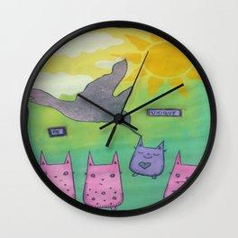 Be Unique! Wall Clock