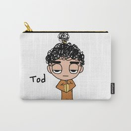 Monk Tod Carry-All Pouch