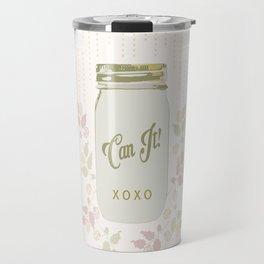 Can It! Travel Mug