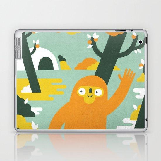 Mango Hunter Laptop & iPad Skin