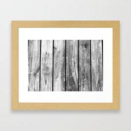 Grain Framed Art Print