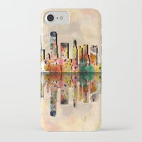 hotline miami iPhone & iPod Cases featuring miami  by mark ashkenazi