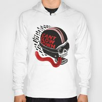 Hoodies featuring Can't Slow Down by Landon Sheely