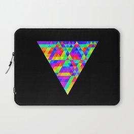 Fractal Triforce Laptop Sleeve