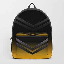 TCR - v-line - yellow Backpack
