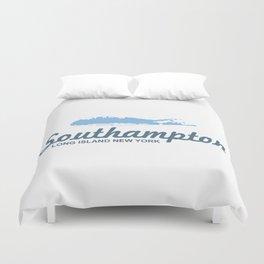 Southampton - Long Island. Duvet Cover