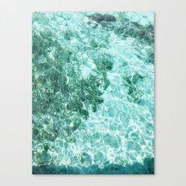 Shining Sea 2 Canvas Print