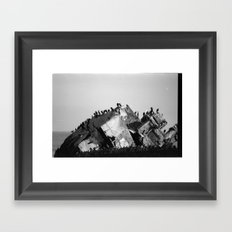 Shipwreck 1 Framed Art Print