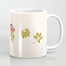 Eurasian bullfinch Coffee Mug