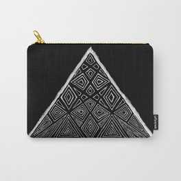 Root Two Triangle  Carry-All Pouch