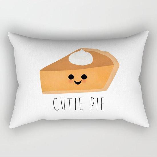 Cutie Pie Rectangular Pillow