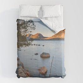 Jordan Pond Trail Comforters