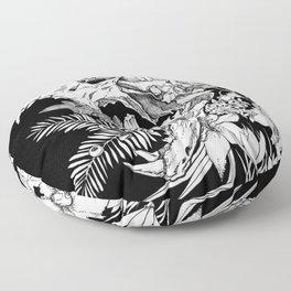 Kitty Poison Floor Pillow