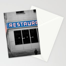 Toms Diner NYC Stationery Cards