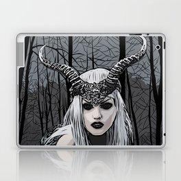 Wild witch Laptop & iPad Skin