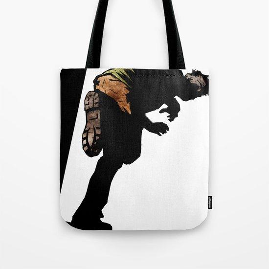 RUN ZOMBIE RUN! Tote Bag