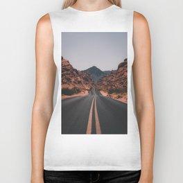 road trip #society6 #buyart #decor Biker Tank