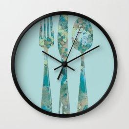 Culinary art Wall Clock