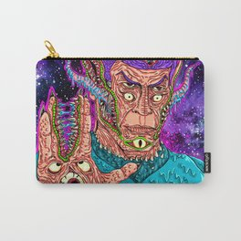 Monster Spock Carry-All Pouch
