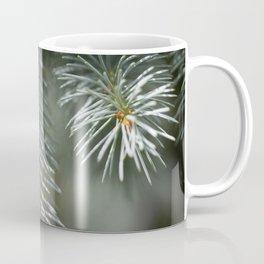 Blue Spruce Needles 23 Coffee Mug