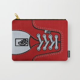 Red Vans shoes iPhone 4 4s 5 5s 5c, ipod, ipad, pillow case and tshirt Carry-All Pouch