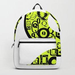 Letter Q Backpack