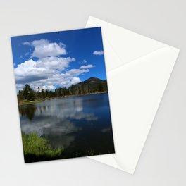 Sprague Lake Reflection Stationery Cards