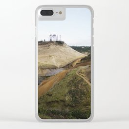 Cape Kiwanda, OR Clear iPhone Case