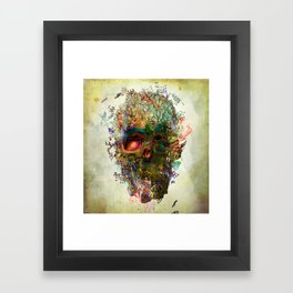 Interface Framed Art Print